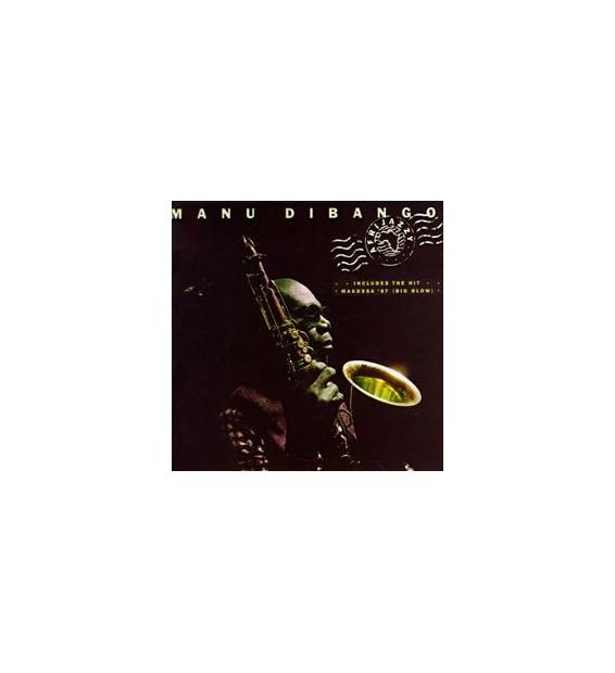 Manu Dibango - Afrijazzy (LP, Album)