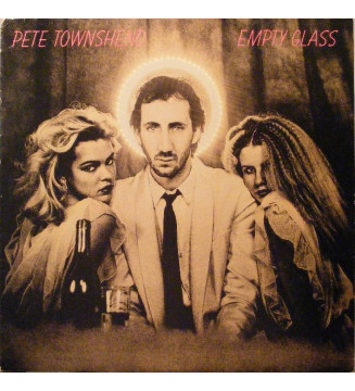 Pete Townshend - Empty Glass (LP, Album) mesvinyles.fr