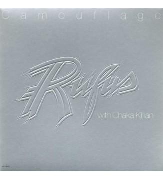 Rufus With Chaka Khan* - Camouflage (LP, Album, Emb)