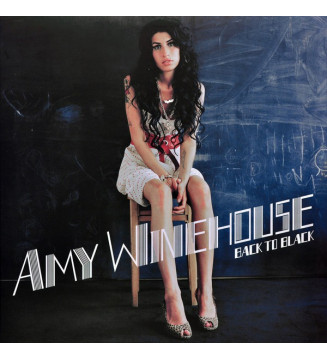 Amy Winehouse - Back To Black (LP, Album)