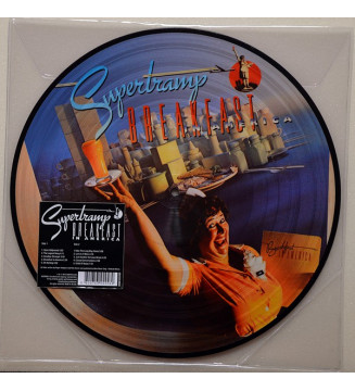 Supertramp - Breakfast In America (LP, Album, Pic, RE) mesvinyles.fr