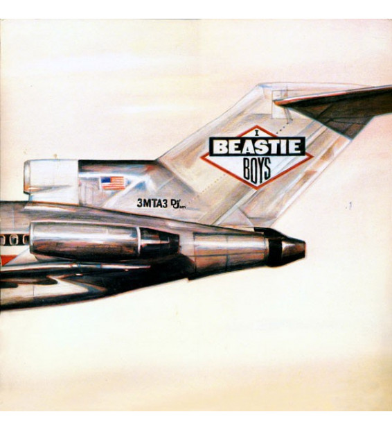 Beastie Boys - Licensed To Ill (30th Anniversary Edition) (LP, Album, RE, 180) mesvinyles.fr
