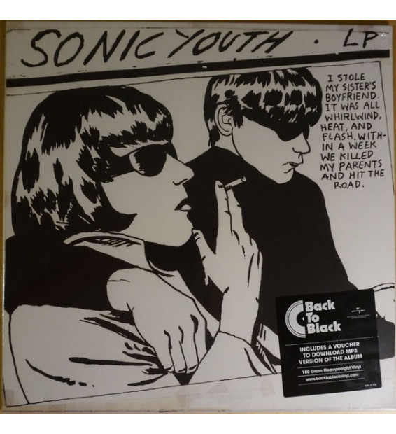 Sonic Youth - Goo (LP, Album, RE, 180) mesvinyles.fr