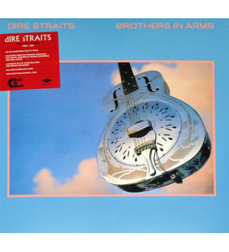Dire Straits - Brothers In Arms (2xLP, Album, RE, RM, 180)