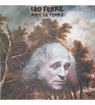 Leo Ferre - Avec Le Temps mesvinyles.fr