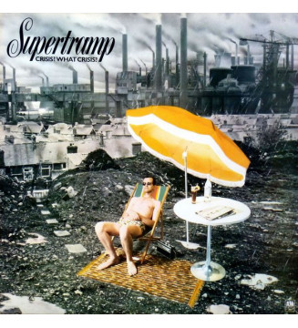 Supertramp - Crisis? What Crisis? (LP, Album) mesvinyles.fr