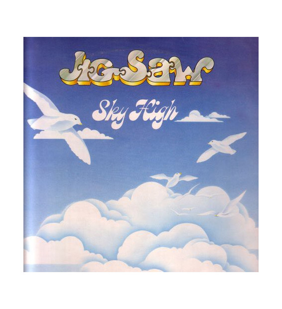 Jigsaw (3) - Sky High (LP, Album)