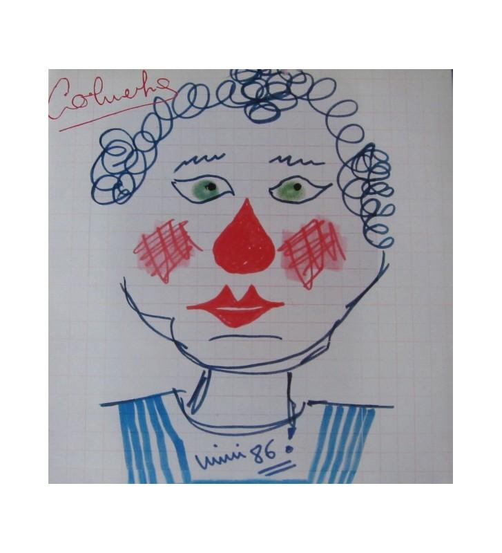 Coluche - Mimi 86 (LP, Album, Gat) mesvinyles.fr