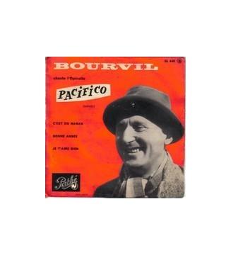 """Bourvil - Chante L'Opérette Pacifico (7"""", EP) mesvinyles.fr"""
