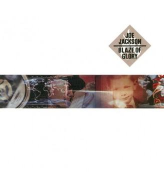 Joe Jackson - Blaze Of Glory (LP, Album) mesvinyles.fr