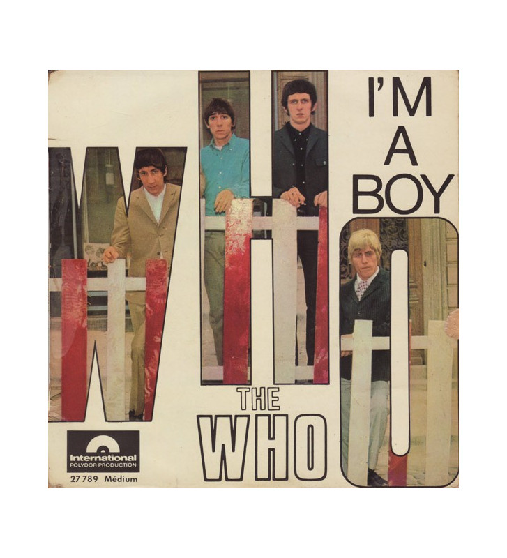 "The Who - I'm A Boy (7"", EP) mesvinyles.fr"