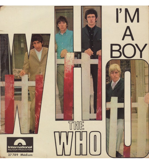 "The Who - I'm A Boy (7"", EP)"