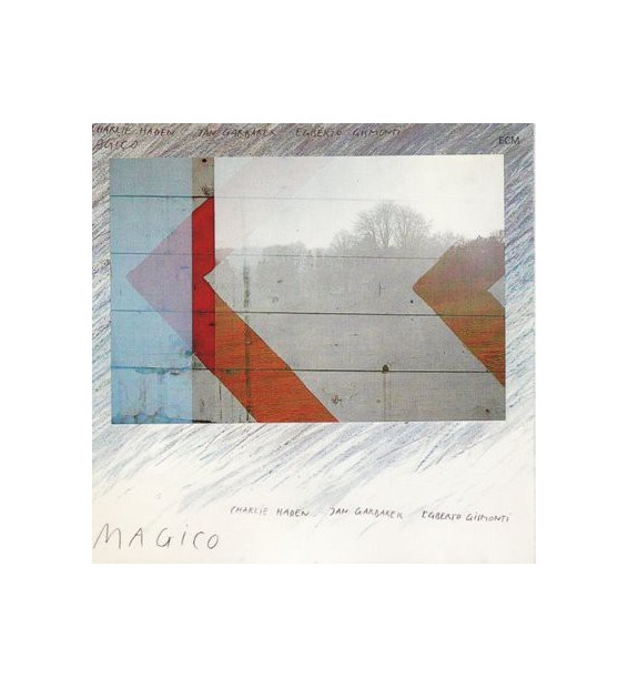 Charlie Haden, Jan Garbarek, Egberto Gismonti - Magico (LP, Album) mesvinyles.fr