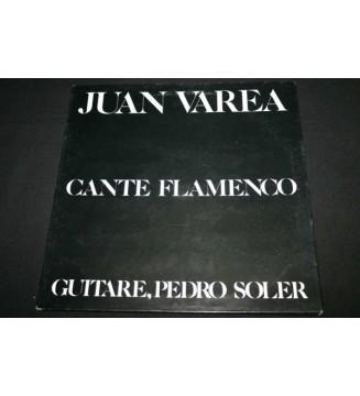 Juan Varea - Cante Flamenco (LP) mesvinyles.fr