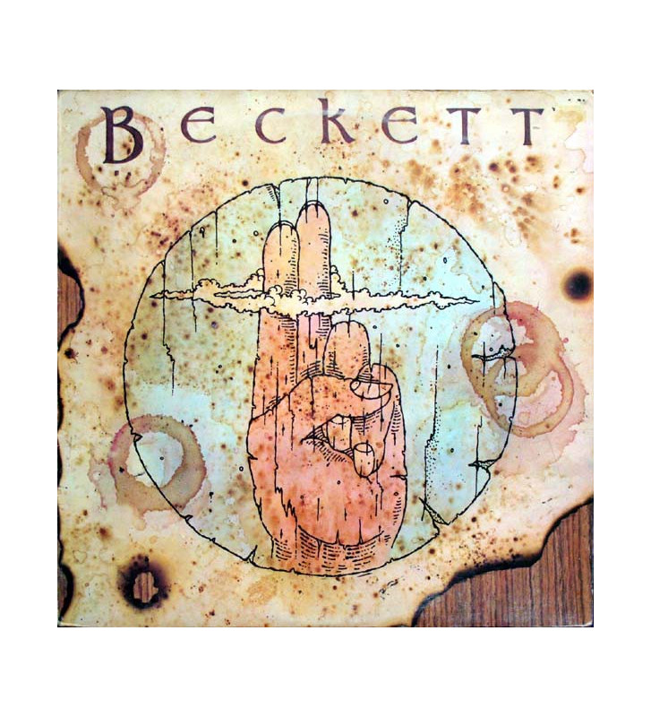 Beckett (5) - Beckett (LP, Album) mesvinyles.fr