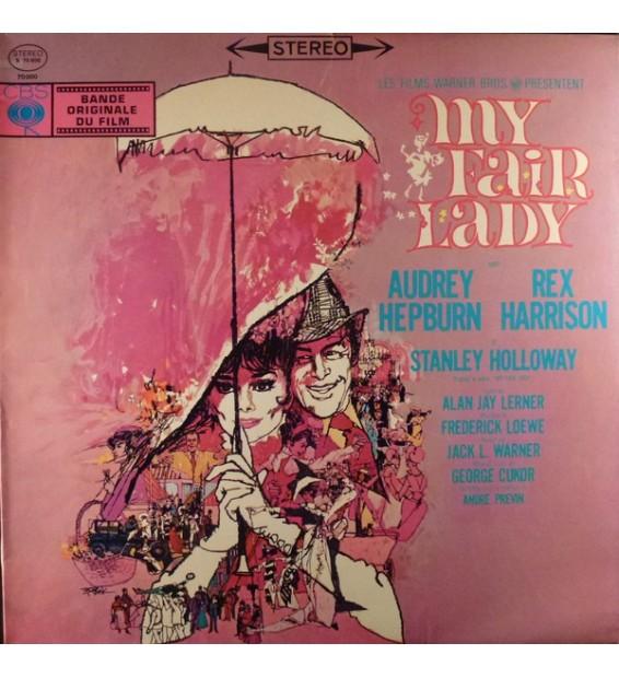 Audrey Hepburn And Rex Harrison - My Fair Lady - Bande originale du film (LP, Gat)