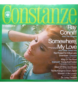 Ray Conniff And The Singers - Somewhere, My Love mesvinyles.fr