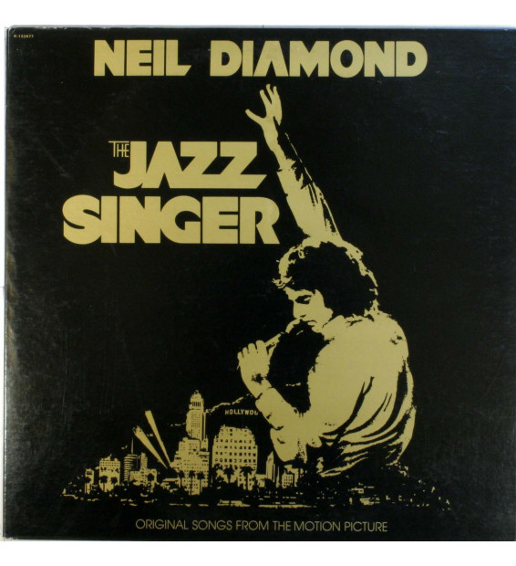 Vinyle - Neil Diamond - The Jazz Singer (Original Songs From The Motion Picture)