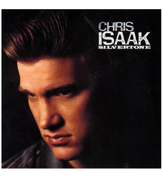 Chris Isaak - Silvertone (LP, Album)