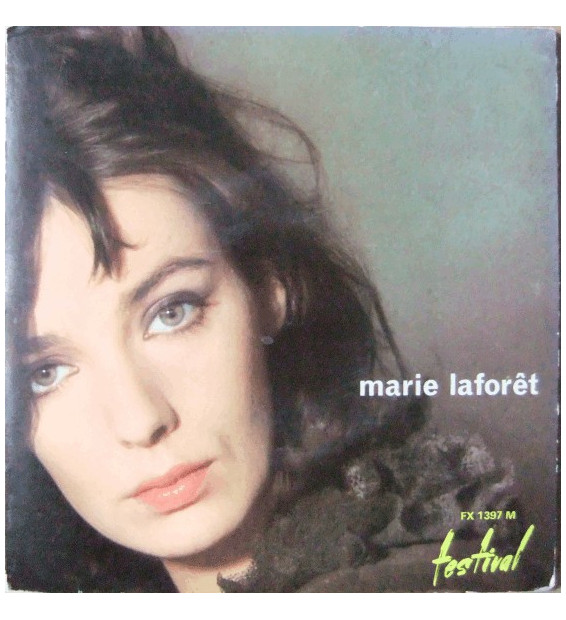 """Marie Laforêt - Viens Sur La Montagne (7"""", EP, Gat) mesvinyles.fr"""