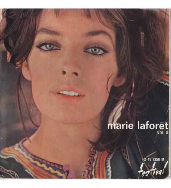 "Marie Laforêt - Volume 3 (7"", EP, Gat)"
