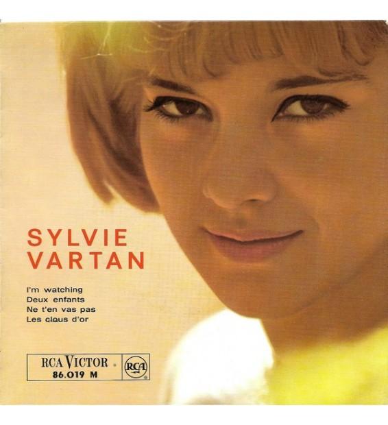 "Sylvie Vartan - I'm Watching (7"", EP) mesvinyles.fr"