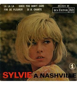 "Sylvie* - Sylvie À Nashville 1 (7"", EP, Mono) mesvinyles.fr"