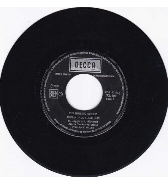 "The Rolling Stones - Jumpin' Jack Flash / Child Of The Moon (7"", Single, Juk)"