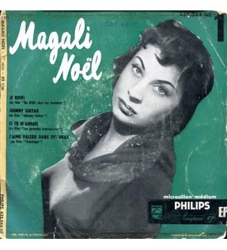 "Magali Noël - Magali Noël (N° 1) (7"", EP) mesvinyles.fr"