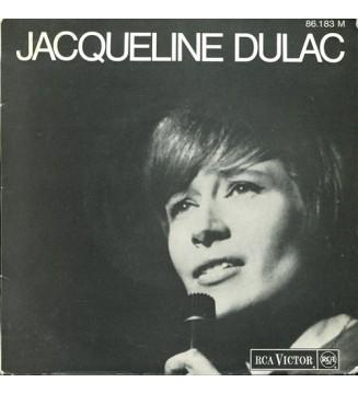 """Jacqueline Dulac - Jacqueline Dulac (7"""", EP) mesvinyles.fr"""