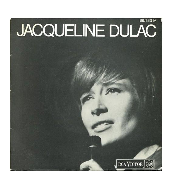 """Jacqueline Dulac - Jacqueline Dulac (7"""", EP)"""