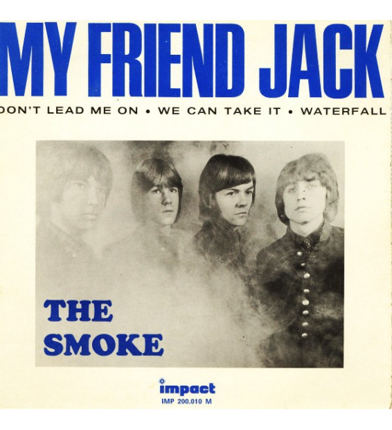 "The Smoke - My Friend Jack (7"", EP) mesvinyles.fr"