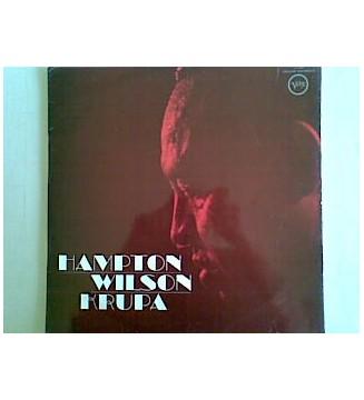 Gene Krupa, Lionel Hampton, Teddy Wilson - Gene Krupa - Lionel Hampton - Teddy Wilson (LP, Album, Mono) mesvinyles.fr