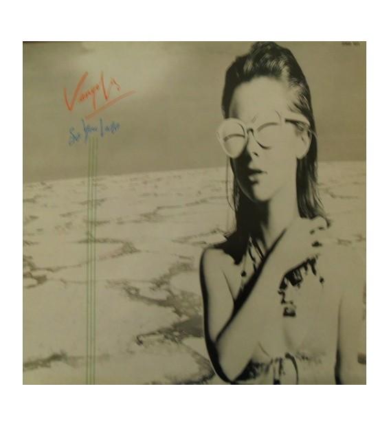 Vinyle - Vangelis - See You Later