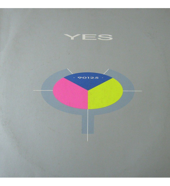 Yes - 90125 (LP, Album)