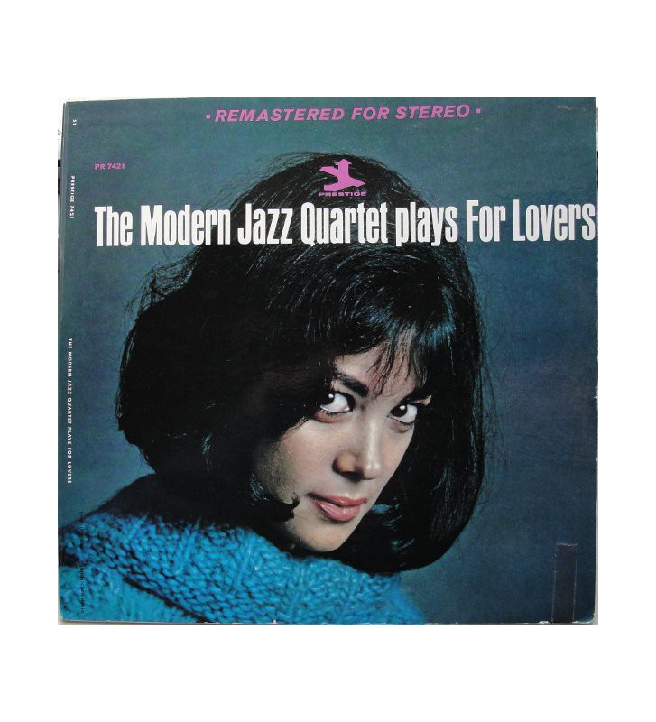 The Modern Jazz Quartet - Plays For Lovers (LP, Comp) mesvinyles.fr