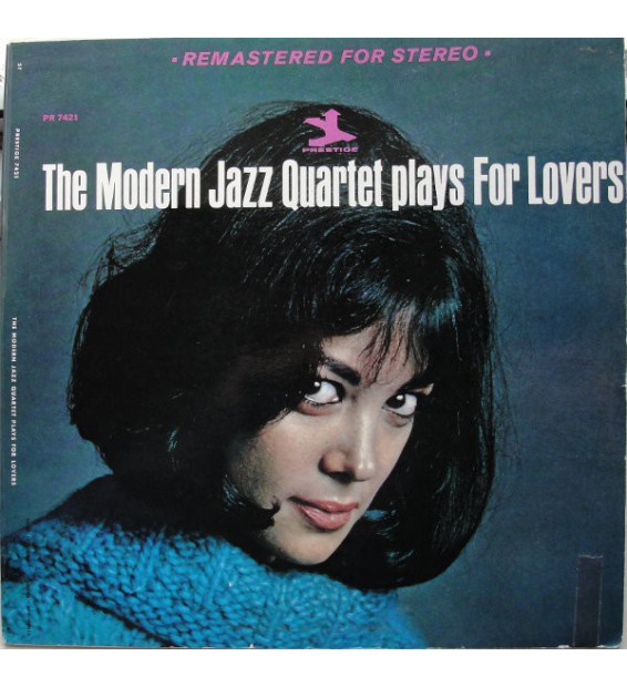 The Modern Jazz Quartet - Plays For Lovers (LP, Comp) mesvinyles.fr