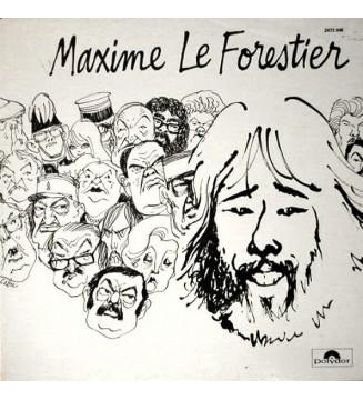 Maxime Le Forestier - Saltimbanque (LP, Album, Gat) mesvinyles.fr