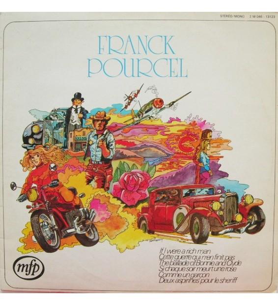 Franck Pourcel Et Son Grand Orchestre - Franck Pourcel (LP) mesvinyles.fr