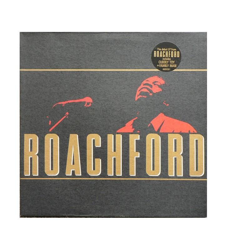 Roachford - Roachford (LP, Album) mesvinyles.fr