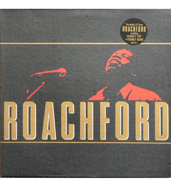 Roachford - Roachford (LP, Album)