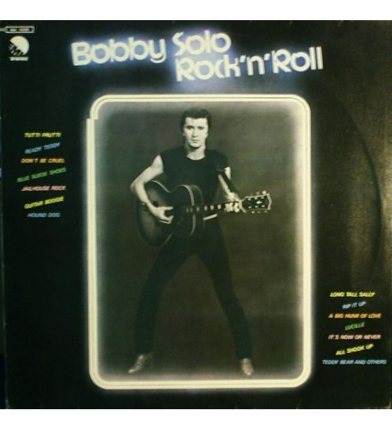 Vinyle - Bobby Solo - Rock'n'Roll