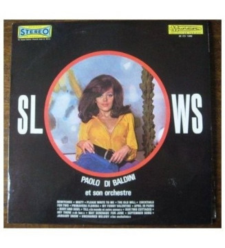 Paolo Di Baldini Et Son Orchestre - Slows mesvinyles.fr