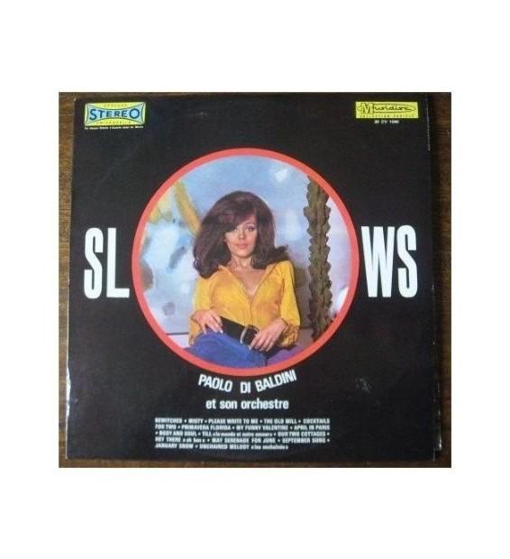 Vinyle - Paolo Di Baldini Et Son Orchestre - Slows