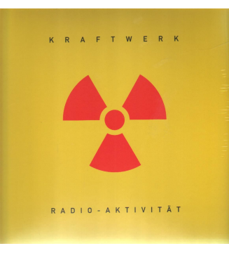 KRAFTWERK – Radio-activity mesvinyles.fr