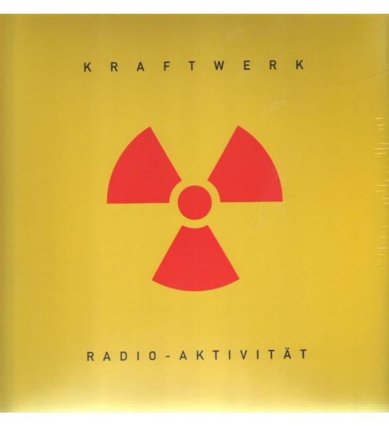 KRAFTWERK – Radio-activity mesvinyles.fr