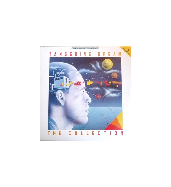 Tangerine Dream - The Collection (2xLP, Comp, Gat)
