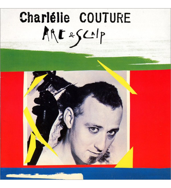 Charlélie Couture - Art & Scalp (LP, Album)