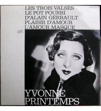 Yvonne Printemps - Les Trois Valses (LP, Comp) mesvinyles.fr