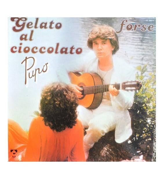 Vinyle - Pupo - Gelato Al Cioccolato